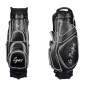 Mobile Preview: Torba golfowa typu GENEVA cart bag. Bauhaus styl. Boczny monogram