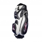 Mobile Preview: Golf bag / cart bag. Custom stitched on front and sides with an exclusive embroidery design