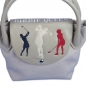 Preview: Design your ladies set online! Golf bag / cart bag type MADEIRA & golf handbag ONLY YOU