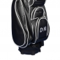 Preview: Golf Bag / Cart Bag. Balltasche individuell bestickt. Online Designen