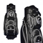 Preview: Golf bag / cart bag. Design 2 custom stitched areas by yourself.