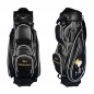 Preview: Golf bag / cart bag. Design 3 custom stitched areas by yourself.
