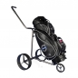 Preview: Golf Bag / Cart Bag. Komplett individuell bestickt. Handgefertigt.