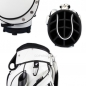 Preview: Golf bag / cart bag for golf teams. 4 custom stitched areas.