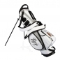 Preview: Sac de golf pencil MARRAKESH en blanc. Concevoir 3 zones brodées