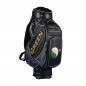 Preview: Golf bag / tour staff bag. 7 areas custom stiched. Online design tool.