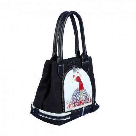Designer handbag personalized