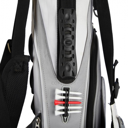Golfbag Typ Pencil Standbag MARRAKESH für Teams. 4 Stickbereiche