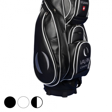 Golf bag / cart bag type MADEIRA: Company logo