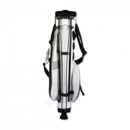 Sac de golf pencil MARRAKESH en blanc: drapeau national