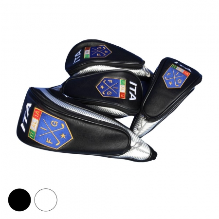 Head cover set 4 pcs. Design online! SAME design for every head cover