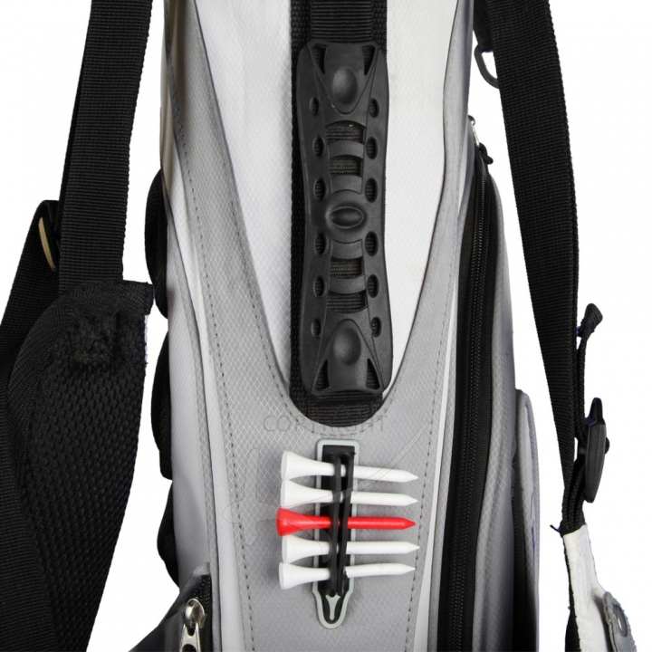 "Golf bag/ 7,5"" stand bag tMARRAKESH: Company logo / 4 custom areas"