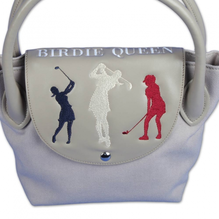Design your ladies set online! Golf bag / cart bag type MADEIRA & golf handbag ONLY YOU