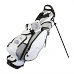 Golfbag Typ Pencil Standbag MARRAKESH online designen. 2 Stickbereiche