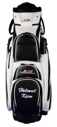 golf bag / cart bag bestickt mit Namenszug