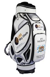 Golfbag test: Tourbag