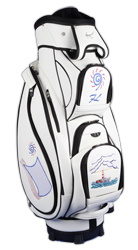 Golfbag test: Cartbag