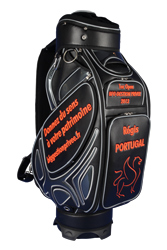 Golfbag im Test: Tourbag
