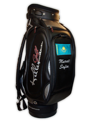 Golfbag test: Tourbag