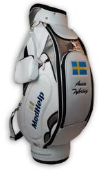 Golfbag für Tourspielerin